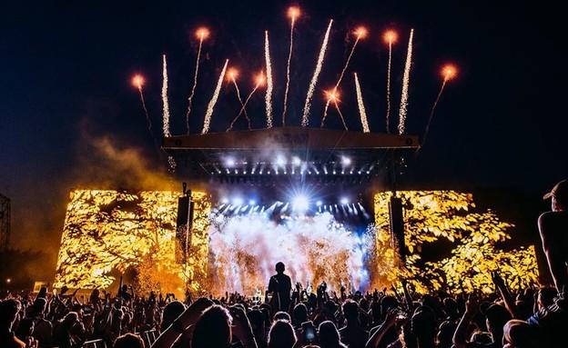 פסטיבל רדינג (צילום: מעמוד האינסטגרם officialrandl)