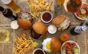 שה וזה המבורגר  (צילום: רוית פרי סופר , יחסי ציבור)