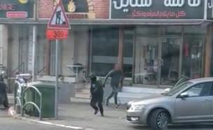 שוד אלים של חלפן כספים בבאקה אל-גרביה
