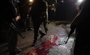 3 שוטרים נהרגו בפיצוצים בעזה (צילום: Sakchai Lalit | AP)
