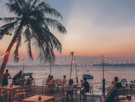 אי פרטי בתאילנד (צילום: המרכז למטייל תאילנד)