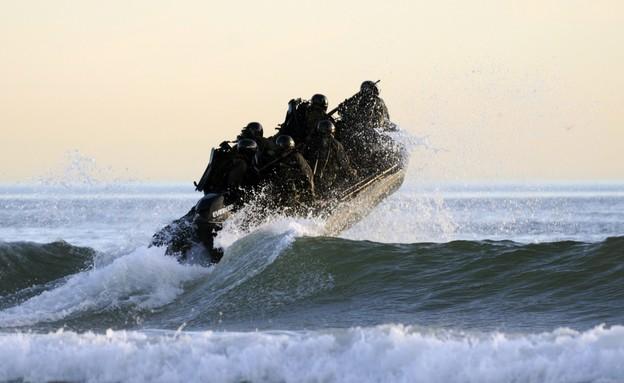 לוחמי אריות הים (צילום: US Navy via Getty Images)