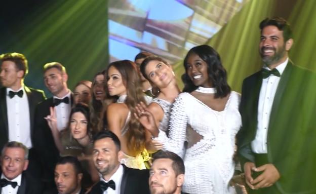 """קקטוס הזהב TV – פרסומת השבוע אקסטרה 1 (צילום: מתוך """"ערב טוב עם גיא פינס"""", קשת 12)"""