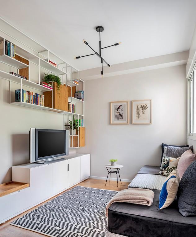 דירה בתל אביב, עיצוב LOROS