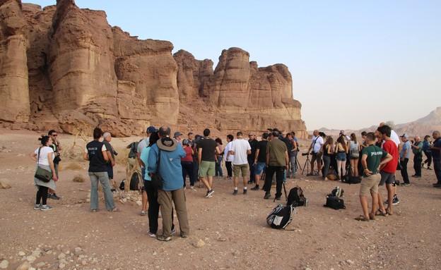 ערבה (צילום: תיירות בערבה הדרומית)