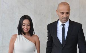מאיה בוסקילה מתחתנת, ספטמבר 2019 (צילום: תמיר ברגיג / artamir, יחסי ציבור)