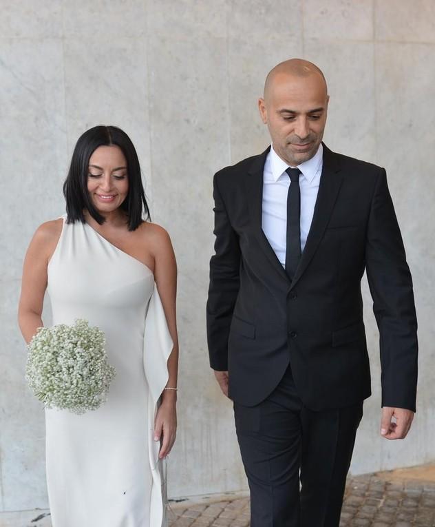 מאיה בוסקילה מתחתנת, ספטמבר 2019