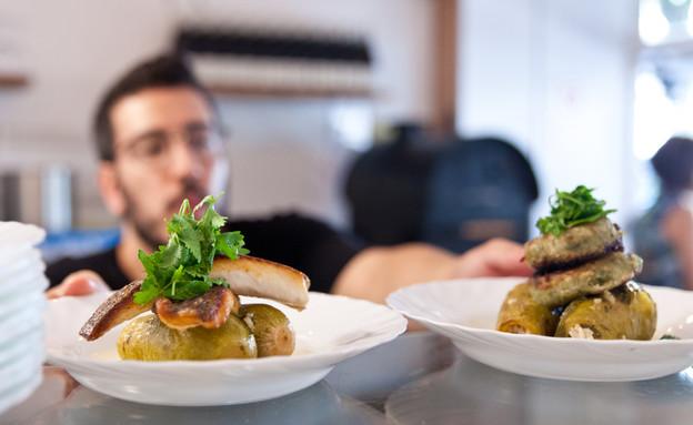 שולה מטבח טברייני קישואים  (צילום: נופר טל, יחסי ציבור)