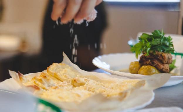 שולה מטבח טברייני חיפה  (צילום: נופר טל, יחסי ציבור)