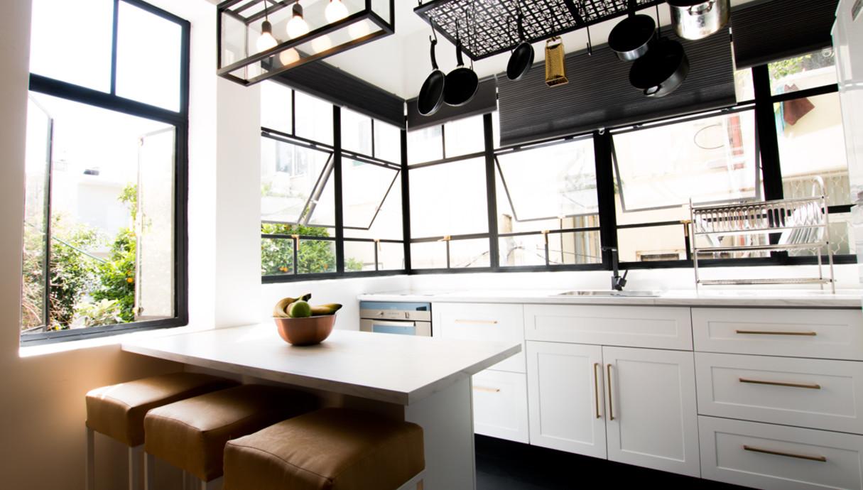 בתים מבפנים 2019, לב תל אביב, עיצוב גיא דניאל לוי - 4
