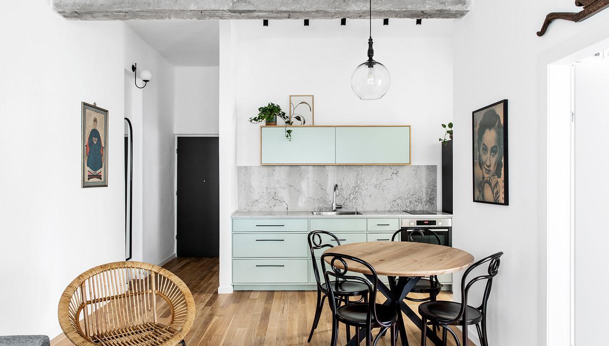 בתים מבפנים 2019, בן יהודה, עיצוב דנה ברוזה - 1