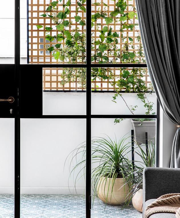 בתים מבפנים 2019, ג, בן יהודה, עיצוב דנה ברוזה - 8