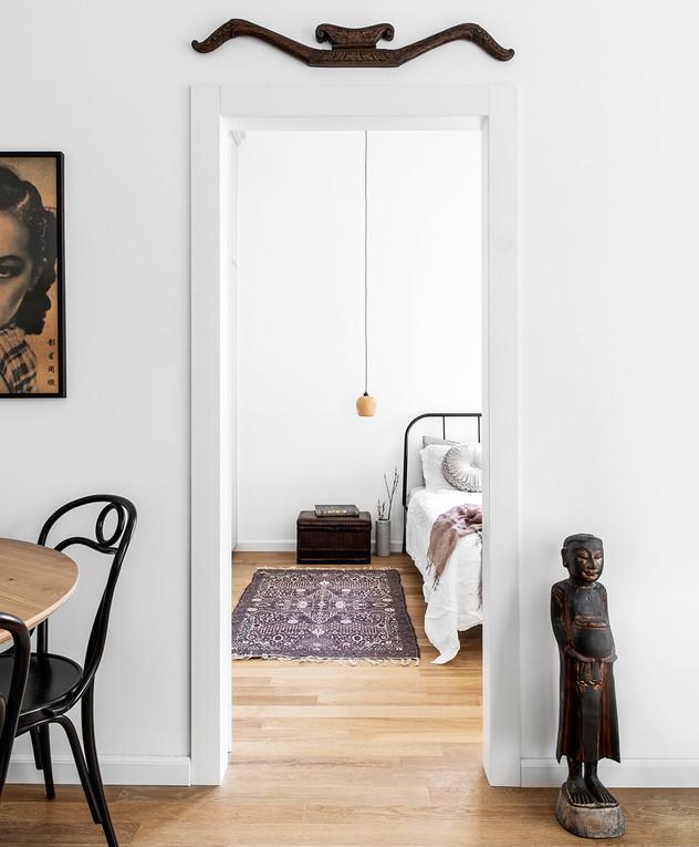 בתים מבפנים 2019, ג, בן יהודה, עיצוב דנה ברוזה - 9