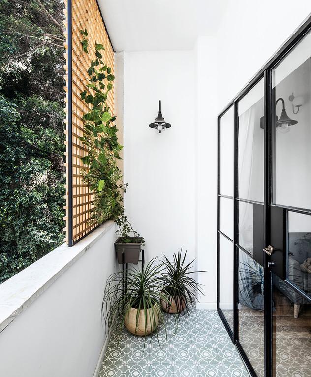 בתים מבפנים 2019, ג, בן יהודה, עיצוב דנה ברוזה - 10