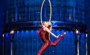 סירק דה סוליי (צילום: Photos: Brau Perez Marti Costumes: Marie-Chantale Vaillancourt  © 2016 Cirque du Soleil)