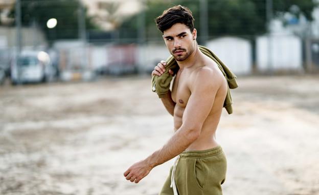אריאל בן עטר (צילום: אורי טאוב)
