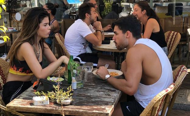 הודיה ואריאל בן עטר, ספטמבר 2019 (צילום: צילום פרטי)