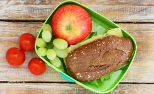 קופסת אוכל בריא לבית הספר (אילוסטרציה: graletta, shutterstock)