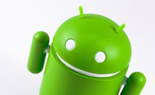 אנדרואיד ירוק של גוגל (צילום: Primakov , ShutterStock)