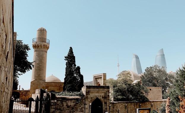 העיר_העתיקה_ומגדלי_הלהבה (צילום: אילנה לנשון)