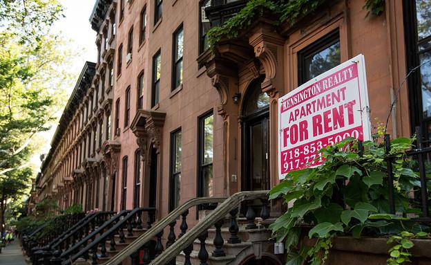 דירה להשכרה בברוקלין ניו יורק (צילום: Drew Angerer, GettyImages IL)