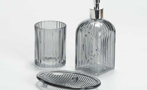 ראש השנה עד 50 שקל, סט כלי סבון, 49.90 שקל, H&O (צילום: ישראל כהן)