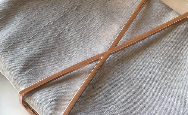 ראש השנה עד 50 שקל, חבקי מפיות של המותג Tin Parad, 39 שקל ליחידה (צילום: שקל בית מותגים)