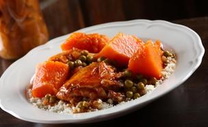 """טבחה בלקרעה (צילום: מסעדת """"קסרול"""")"""