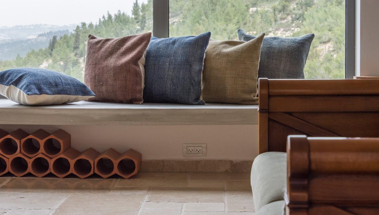 בית במושב, עיצוב מרב שדה - 1