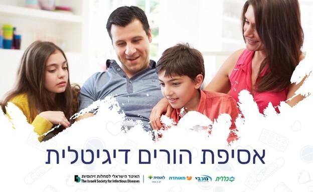 פפילומה- אסיפת הורים דיגיטלית (עיבוד: shutterstock)