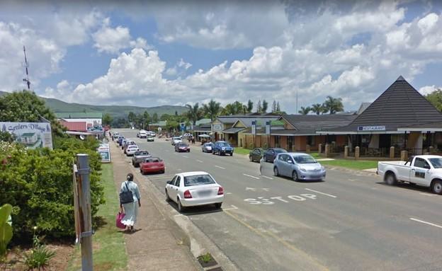 גרסקופ, דרום אפריקה (צילום: google earth)