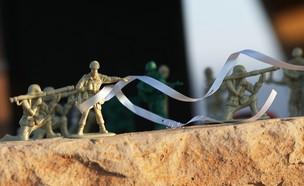 חיילי צעצוע (צילום: Joe Raedle/Getty Images)