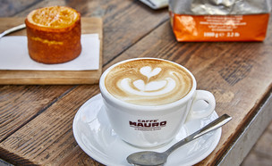 MAURO קפה (צילום: אפיק גבאי)