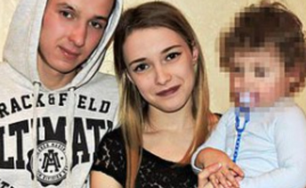 אם נהרגה על ידי בתה הפעוטה (צילום: טוויטר\@MailOnline)