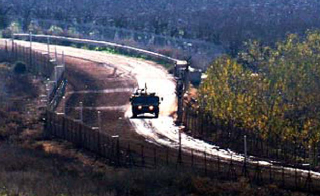 גבול ישראל-לבנון. ארכיון (צילום: AP)