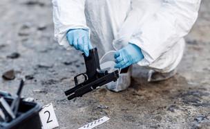 זירת רצח (צילום: shutterstock | PRESSLAB)