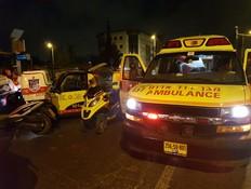 יפו: בן שלוש נפצע קשה מפגיעת אופניים חשמליים