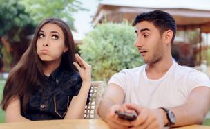 זוג מתווכח (צילום: Shutterstock)