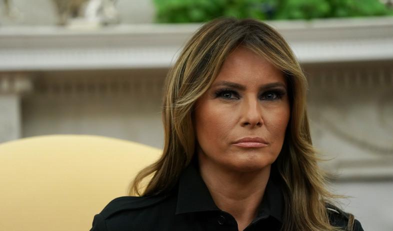 מלניה טראמפ (צילום: Alex Wong / Staff /Getty Images)