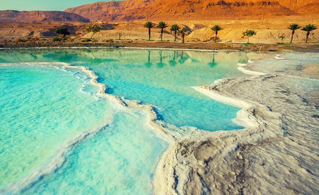 ים המלח (צילום: vvvita, shutterstock)