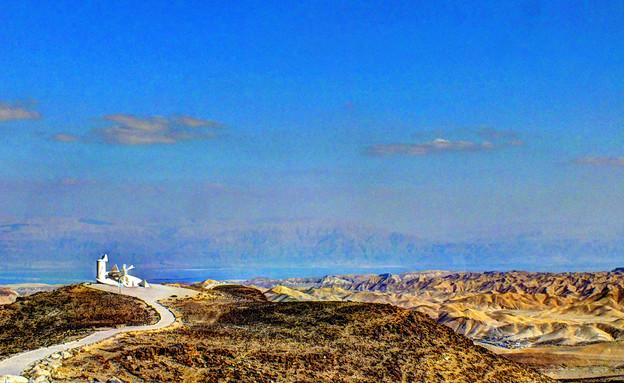 מצפור מואב (צילום: Israel.gold, shutterstock)