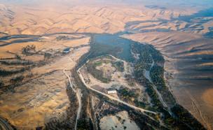 אגם ירוחם (צילום: Alon Adika, shutterstock)