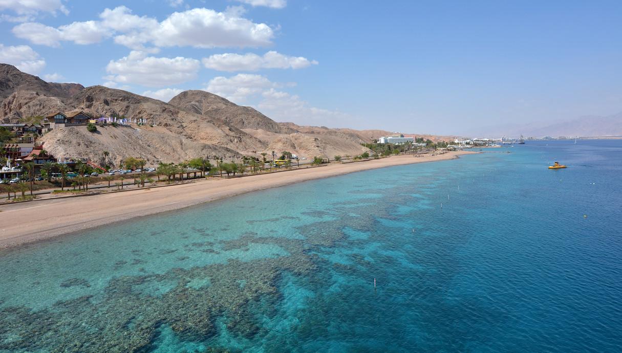 חוף האלמוגים