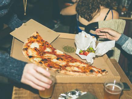 פיצה תדר