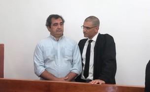 גזר הדין של חוליו דה לה גוורדיה, הנהג הדורס של חיי (צילום: החדשות 12)