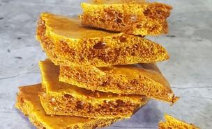 ממתק חלת דבש ב-3 מרכיבים (צילום: רון יוחננוב, אוכל טוב)
