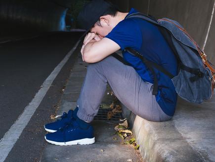נער ברחוב