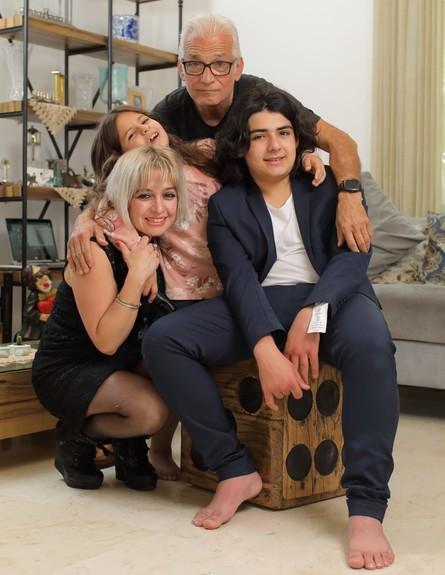 רנין ומשפחתה