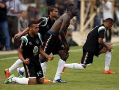 """השב""""כ המליץ, גמר גביע הכדורגל הפלסטיני בוטל"""