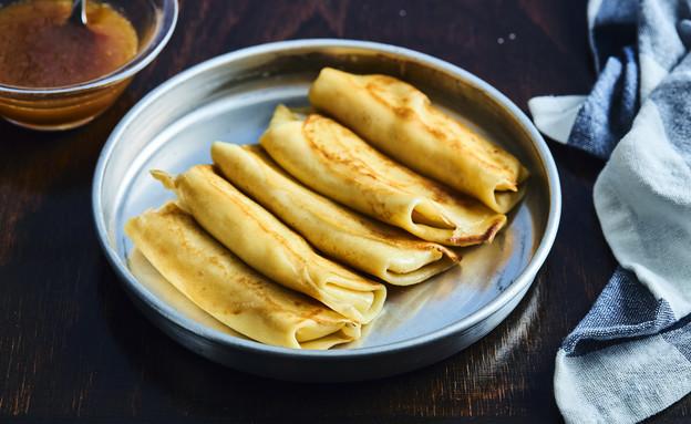 בלינצ'ס גבינות מתוק, קונדיטוריה אלברט (צילום: אמיר מנחם, אוכל טוב)